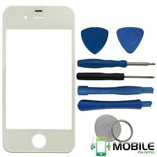 Replacement Front Screen Glass Lens Cover for iPhone 4 4G Black + Tools Kit US