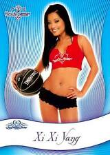 Xi Xi Yang #81 2010 Bench Warmer Signature