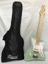 Brand New Liquid MN SGN Electric Guitar, with Free Gig Bag