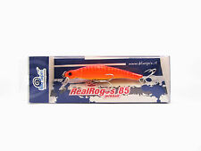 NEW BY BLUSPIN JERK BAIT REAL ROGOS 85 12g 85mm SINKING - COLOR: 85RR124