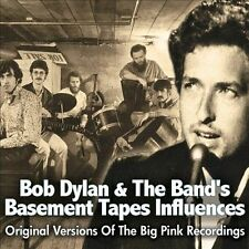 Bob Dylan-Bob Dylan The Bands Basement Tapes Influ CD NEW