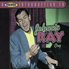 JOHNNIE RAY - A Proper Introduction to
