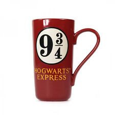 Harry Potter Hogwart's Express 9 3/4 Boxed Latte Mug