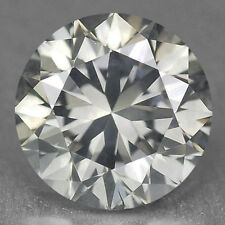 0.51 Cts UNTREATED RARE VERY SILVER COLOR NATURAL LOOSE DIAMONDS- SI1