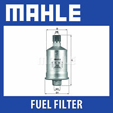 Mahle Fuel Filter KL94 - Fits Alfa Romeo, Fiat - Genuine Part