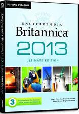 encyclopedia britannica 2013 dvd Ultimate Edition