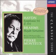 `Monteux, Pierre`-The Classic Sound - Haydn: Sym  CD NEW