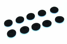 5 pairs of Ear buds-Earphone replacement foam sponge pads,Police,Earpiece,Radio