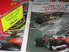Tameo Kits 1:43 KIT TMK 434 Ferrari SF16-H F.1 GP Cina 2016 Vettel/Raikkonen NEW
