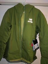 NWT Arc'teryx Atom LT Hoody Men's Large Green