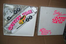 1992 Country Time Bobby Hamilton Winross Diecast Drop Bed Trailer Truck