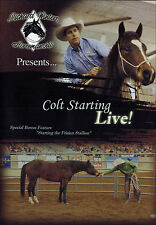 Colt Starting Live with Richard Winters DVD - NEW