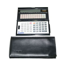 Casio fx-795p personal computer CALCOLATRICE CALCULATOR