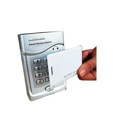WIRED  MULTICODE OR ACCESS CARDS KEYPAD LM106 FOR ALEKO  GATE OPENER 24V