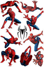 Spider Man Skateboard Snowboard Luggage Car Bike Vinyl Stickers F0270
