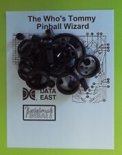 1994 Data East The Who's Tommy Pinball Wizard pinball rubber ring kit