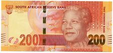 SOUTH AFRICA 200 Rand ND 2012 P137 Nelson Mandela UNC Banknote