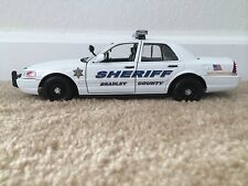 Bradley County Tennessee Sheriff's Department diecast car Motormax 1:24 scale