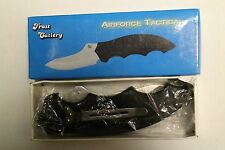 Frost Cutlery Airforce Tactical Loc Blade Knife #15-881B