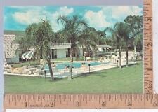1960s  USED POST CARD QUALITY MOTEL SOUTH, SARASOTA,  FL