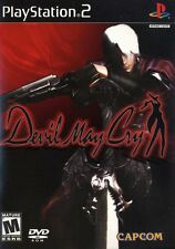 Devil May Cry PS2 Playstation 2 Game Complete