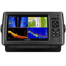 Garmin echoMAP Chirp 74sv FishFinder GPS BlueChart G2 w/ Transducer 010-01576-01