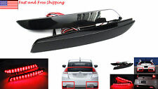 Black Smoked Lens Bumper Reflector LED Tail Brake Light FOR Honda CR-V CR-Z