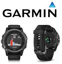 Garmin Fenix 3 Sapphire HR Running Fitness Sport GPS Watch Wrist Heart Rate New