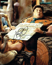 John GOODMAN SIGNED Autograph 10x8 Fred FLINTSTONE Photo AFTAL COA