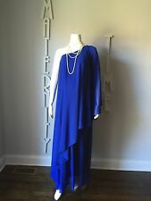 OLIAN ROYAL FORMAL GOWN ~M/LG~NEW