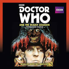 Doctor Who and the Deadly Assassin: A 4th Doctor novelisation, Dicks, Terrance,