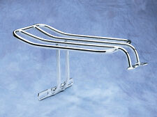 1984-1994 HARLEY FXR SUPER GLIDE Chrome Luggage Rack/Carrier (DS-720004)