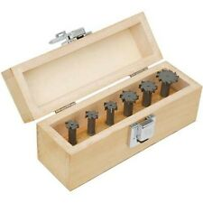 6 Piece T-Slot Cutter Tool Bit Set Slotter Mill Milling Machine
