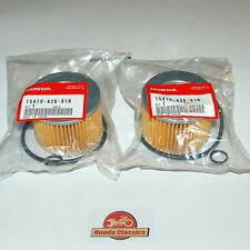 Honda 15410-426-010 Filtro De Aceite x 2 GL1000 GL1100 GL1200 Goldwing KIT006