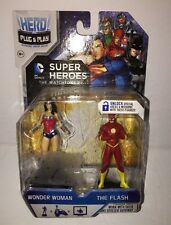 DC Universe Hero Portal WONDER WOMAN & THE FLASH Booster Pack New NIP