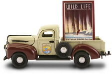 1942 Ford Fish & Wildlife Service Pickup MTH O Gauge Lionel & K-Line 1:43 Scale