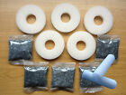 5 x Compatible Biorb Filter Service Kit and 2 x Compatible Biorb Air Stones