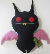 CRAZY RARE!! Black & Pink 2007 UGLYCON 3 HIDDEN POE Uglydoll!! ONLY 25 EXIST!!