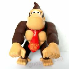 "Super Mario Brothers Donkey Kong DK  13cm/5"" Toy Action Figure No Box"