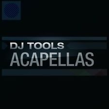 16G Usb Flash Drive Pre-loaded with over 1,500  DJ Acapellas for remixing