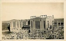 1920s Real Photo Postcard; Wissota Power House, Chippewa Falls WI Electric