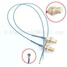 MHF4/IPX to RP-SMA Antenna WiFi Cable for NGFF / M.2 WIFI/WLAN/3G/4G/LTE Module