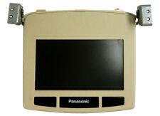 03 05 06 Chevy Tahoe GMC Yukon XL SUNROOF DVD LCD Display Screen Monitor Shale