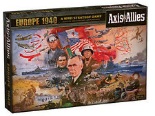AXIS & ALLIES EUROPE 1940 + Pacific 1940-FIRST EDITION -