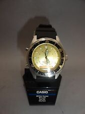 Casio Marine AMW-320R 10BAR 2701 Analog-Digital Alarm Chorno Date Men's Watch