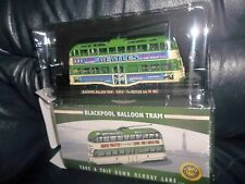 "THE BEATLES BLACKPOOL TRAM CAR 1/76 DIECAST LIVERIED ""ABC LIVE ON STAGE"" LIMITED"