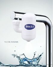 Top Strainer Ceramic Cartridge Faucet Tap Water Cleaner Filter Purifier HealthyT