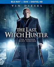 The Last Witch Hunter (Blu-ray only, 2016)