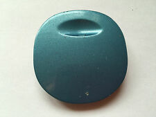 "VAUXHALL   ASTRA ""G""  COUPE FRONT BUMPER TOWING HOOK EYE COVER CAP BLUE  (F270)"
