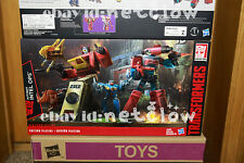 Transformers G1 Platinum Edition Autobots Intel Ops Blaster & Perceptor in Stock